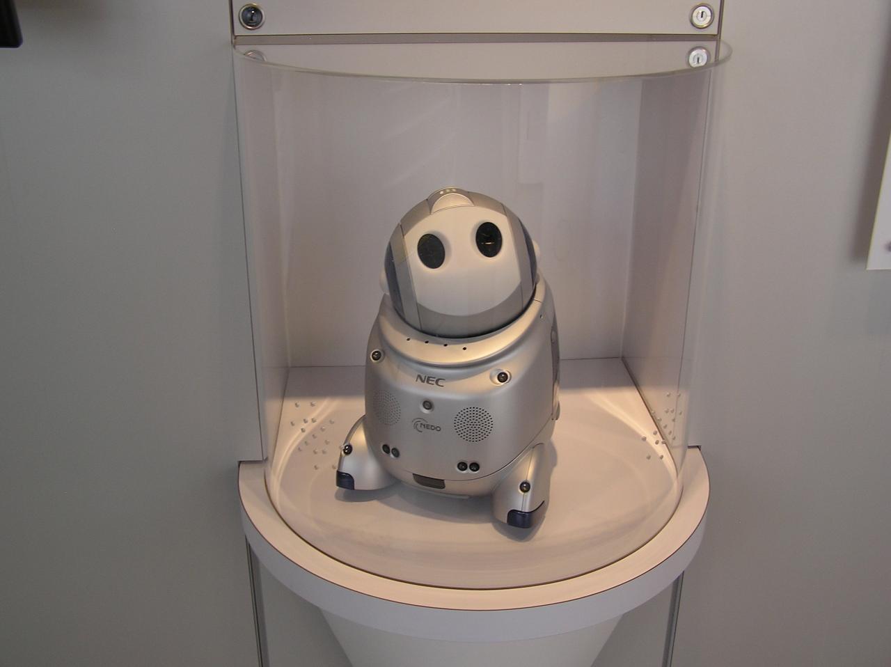チャイルドケアロボット