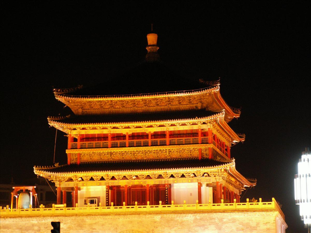 鐘楼ライトアップ(3)