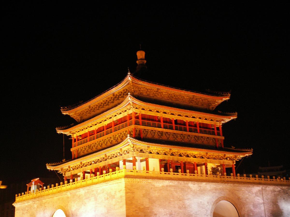 鐘楼ライトアップ(4)