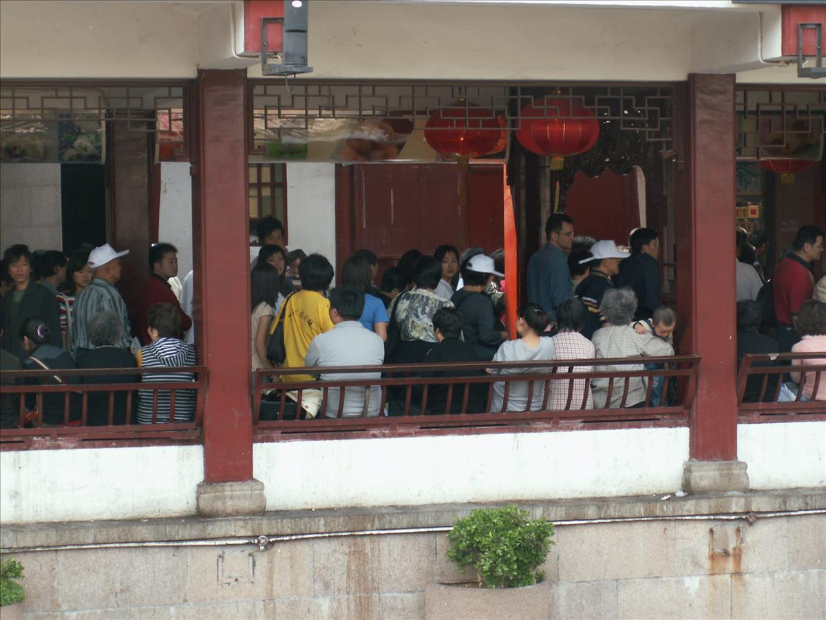 南翔饅頭店(2)