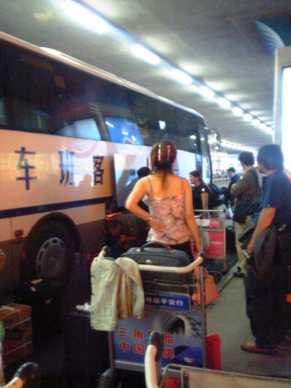 北京で一泊
