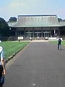 小金井公園、江戸東京建物館入口