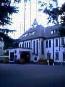 赤坂プリンスホテル玄関