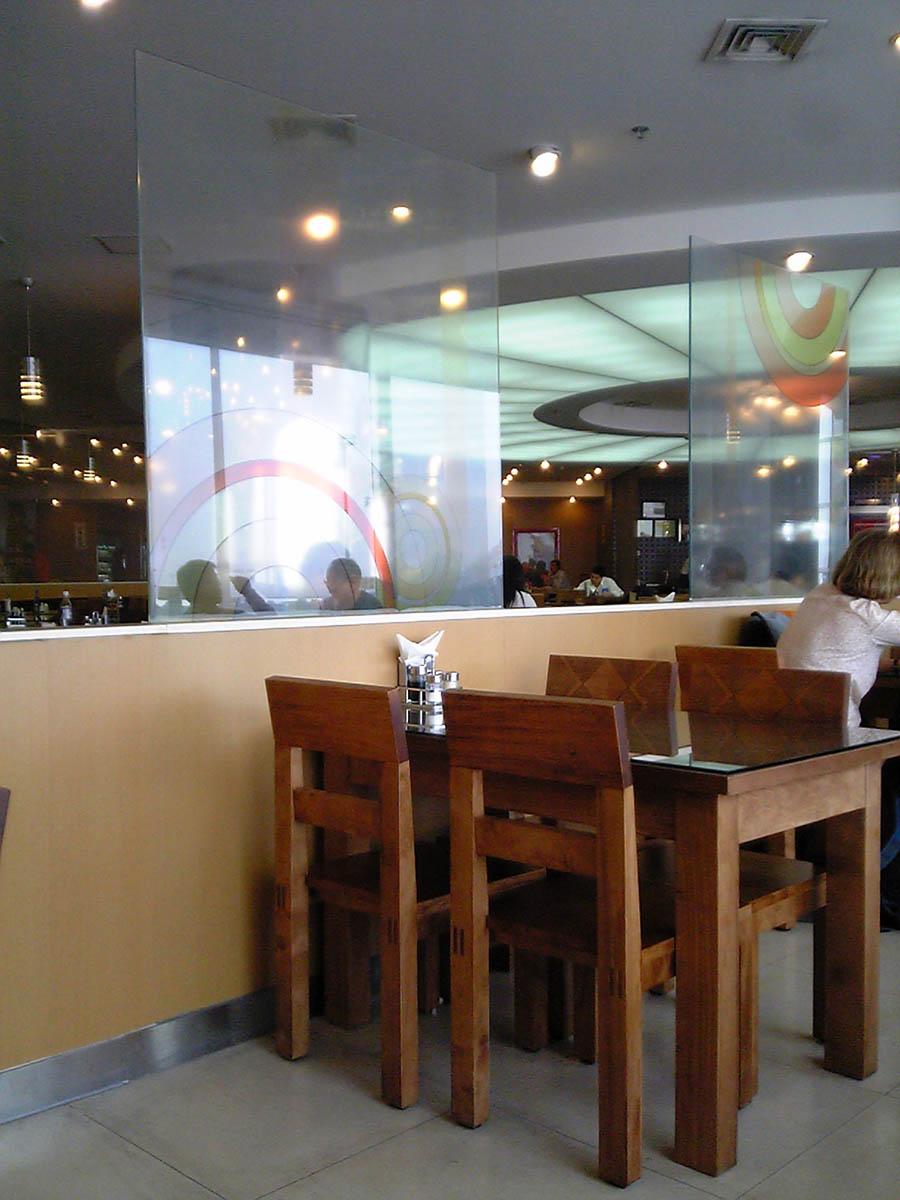 北京空港内レストラン『飛仙』(3)