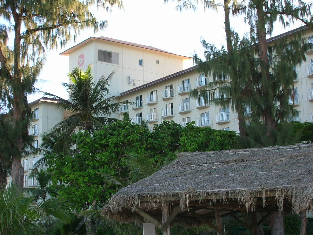 サイパン第一ホテルサイパンビーチ2