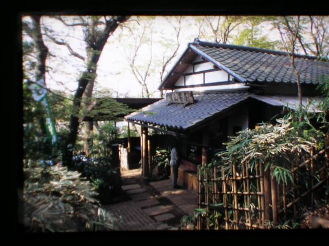 深大寺蕎麦の深山茶屋入り口