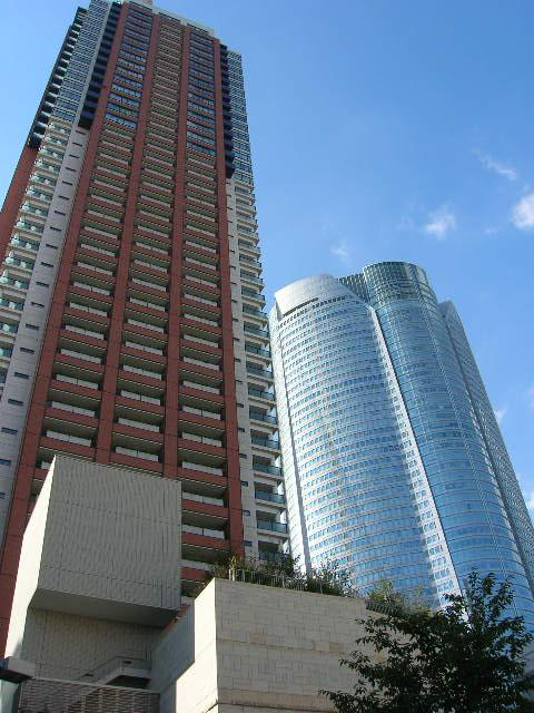 六本木ヒルズ森タワーとレジデンス