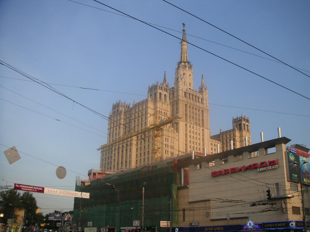 スターリン建築 1