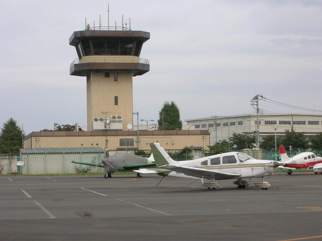 RJTF調布飛行場