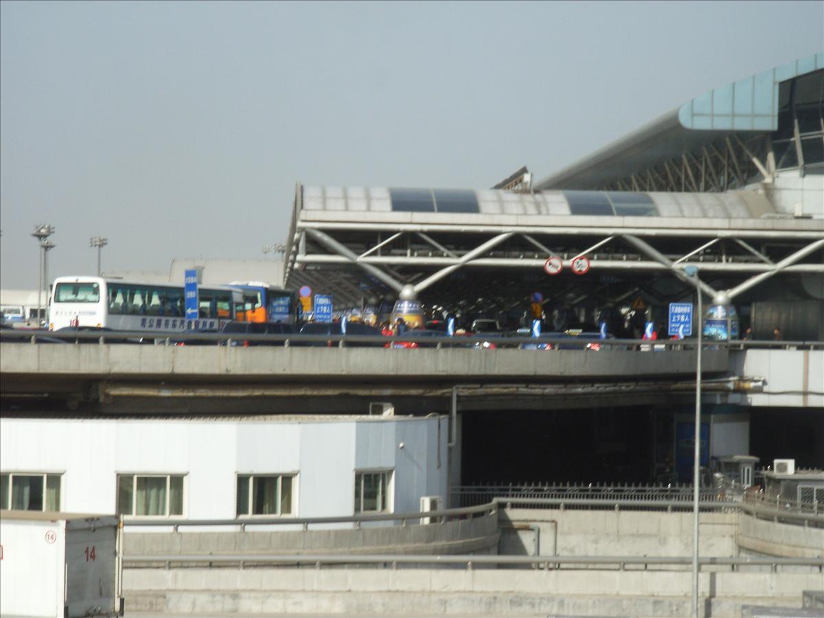 北京空港行きリムジンバス(4)