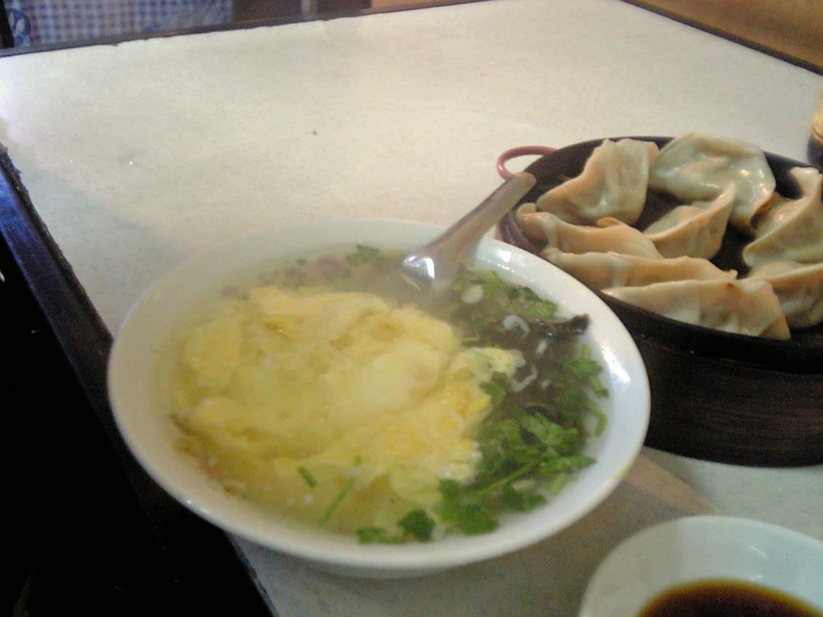 『玉子スープ』