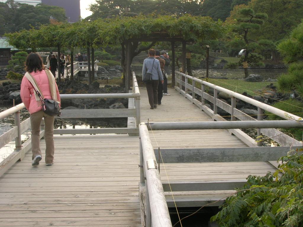 浜離宮恩賜公園2