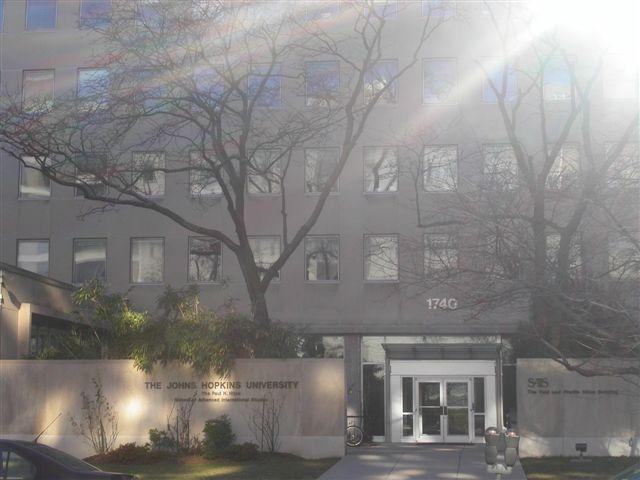 ジョンホプキンス大学