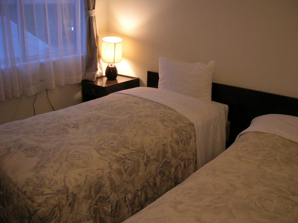 ニュー山中湖ホテル ツインの部屋