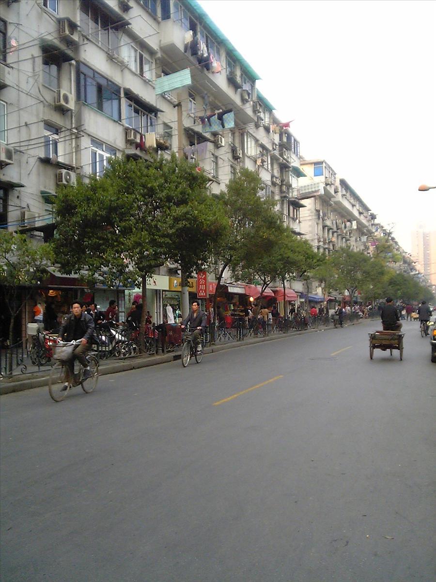 上海市の商店街 5