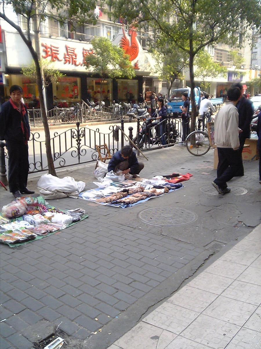 上海市の商店街 6