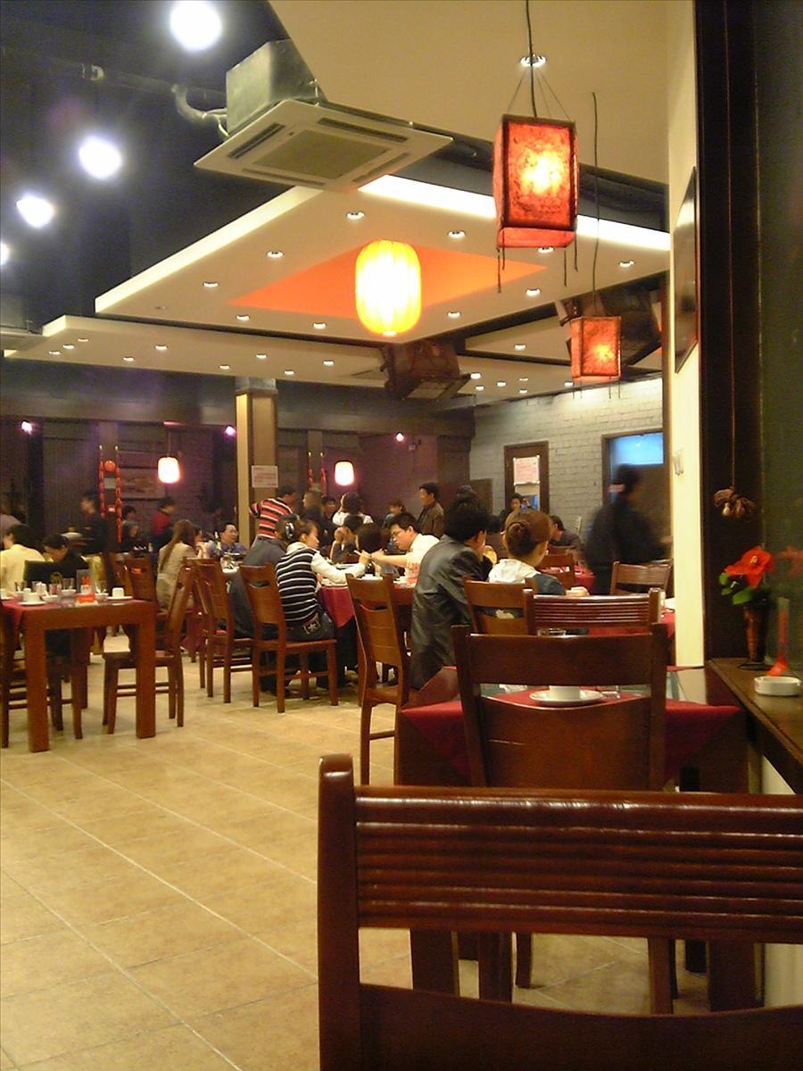 上海市内レストラン