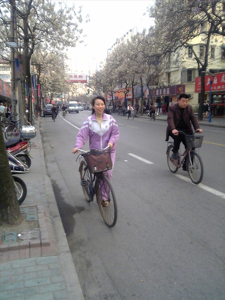 上海市の街並み 4
