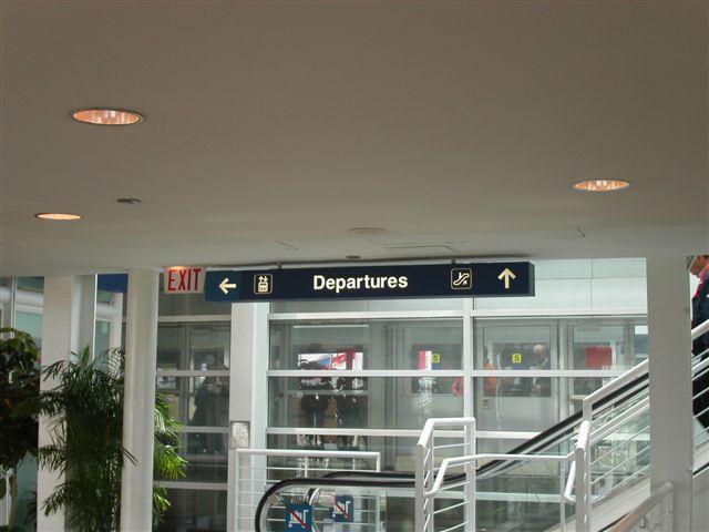 シカゴ オヘア空港