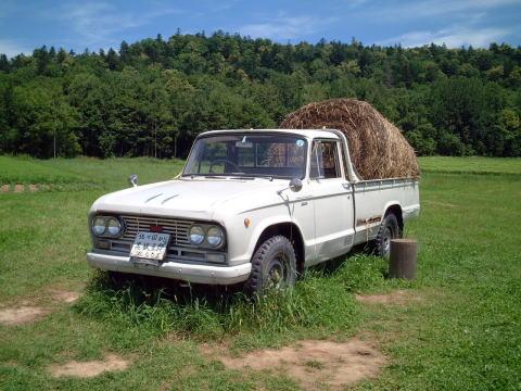 黒板五郎さんのトラック