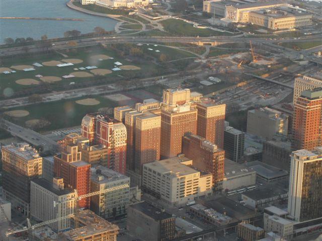 シカゴ ヒルトン