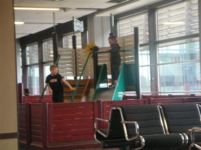 ストックホルム空港