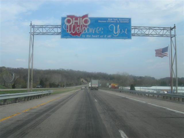 オハイオ州 ドライブ