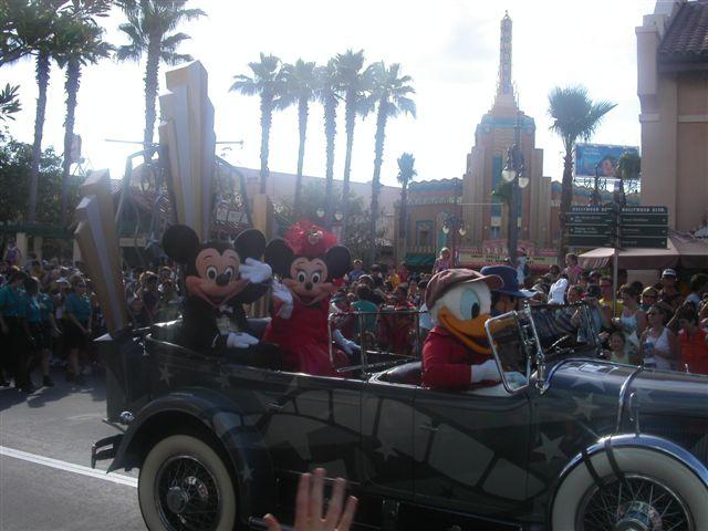 ディズニーワールド パレード