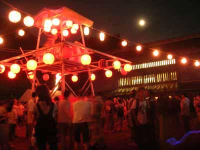 小金井公園夏祭り