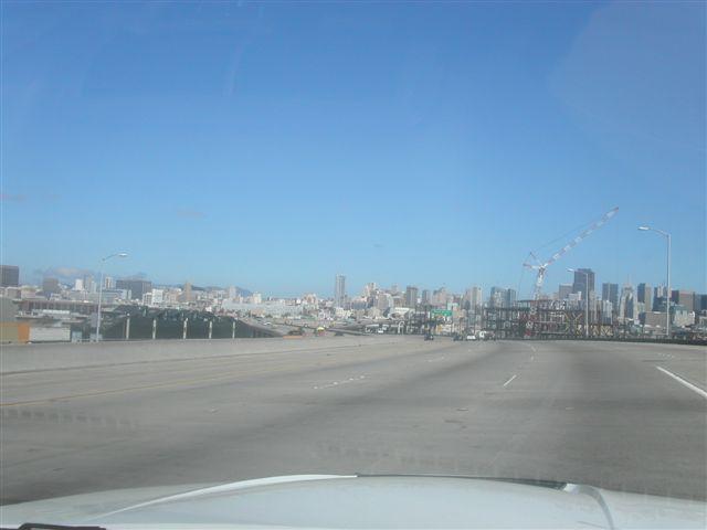 サンフランシスコ市街