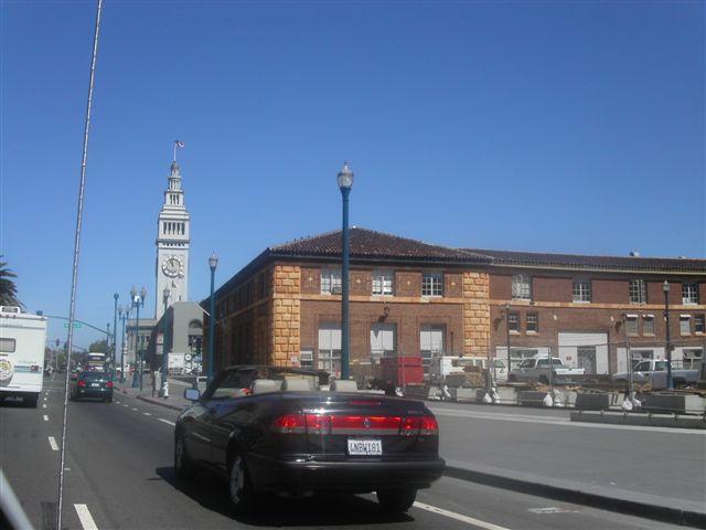 サンフランシスコ ベイエリア