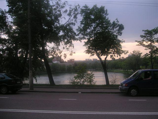モスクワ:白鳥の湖