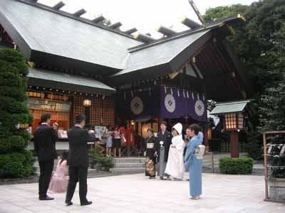 東京大神宮は神社結婚式の元祖