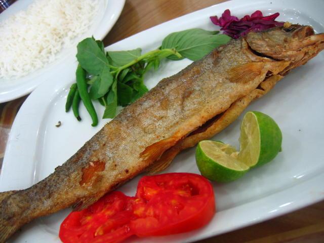 魚のキャバーブ