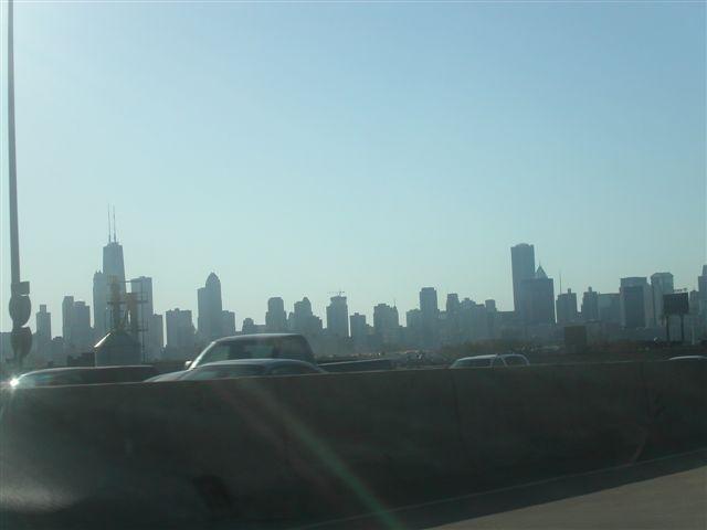 シカゴ摩天楼