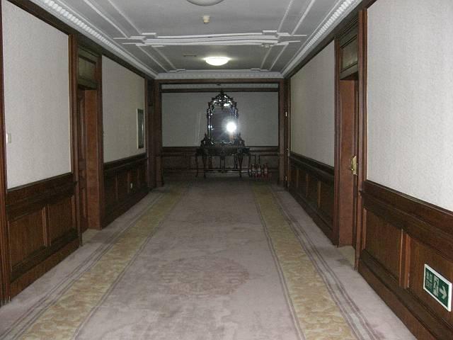 大連賓館(大連ホテル)3階