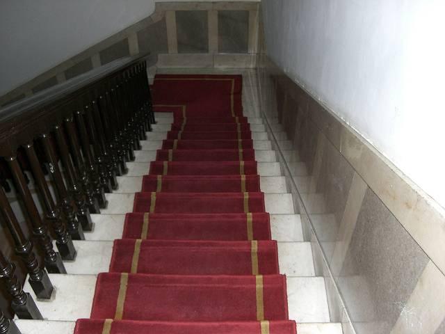 大連賓館(大連ホテル)階段