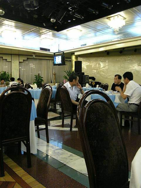 大連賓館(大連ホテル)中華レストラン3