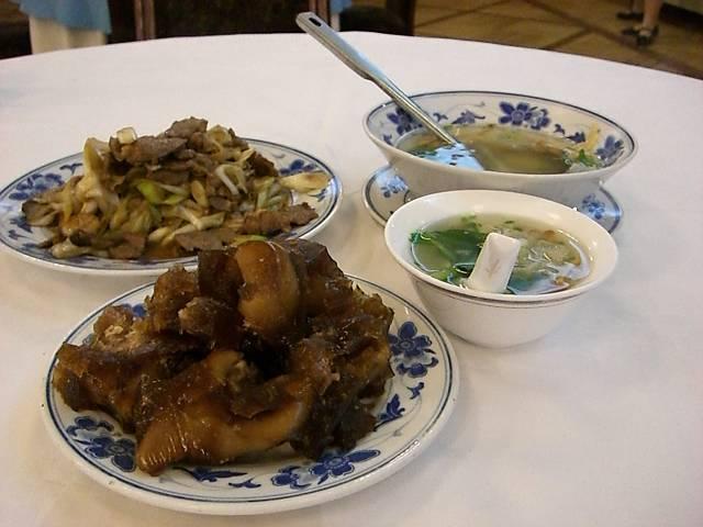 大連賓館(大連ホテル)中華レストラン4