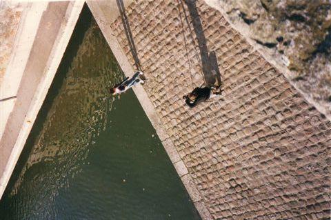 セーヌ川のモデル