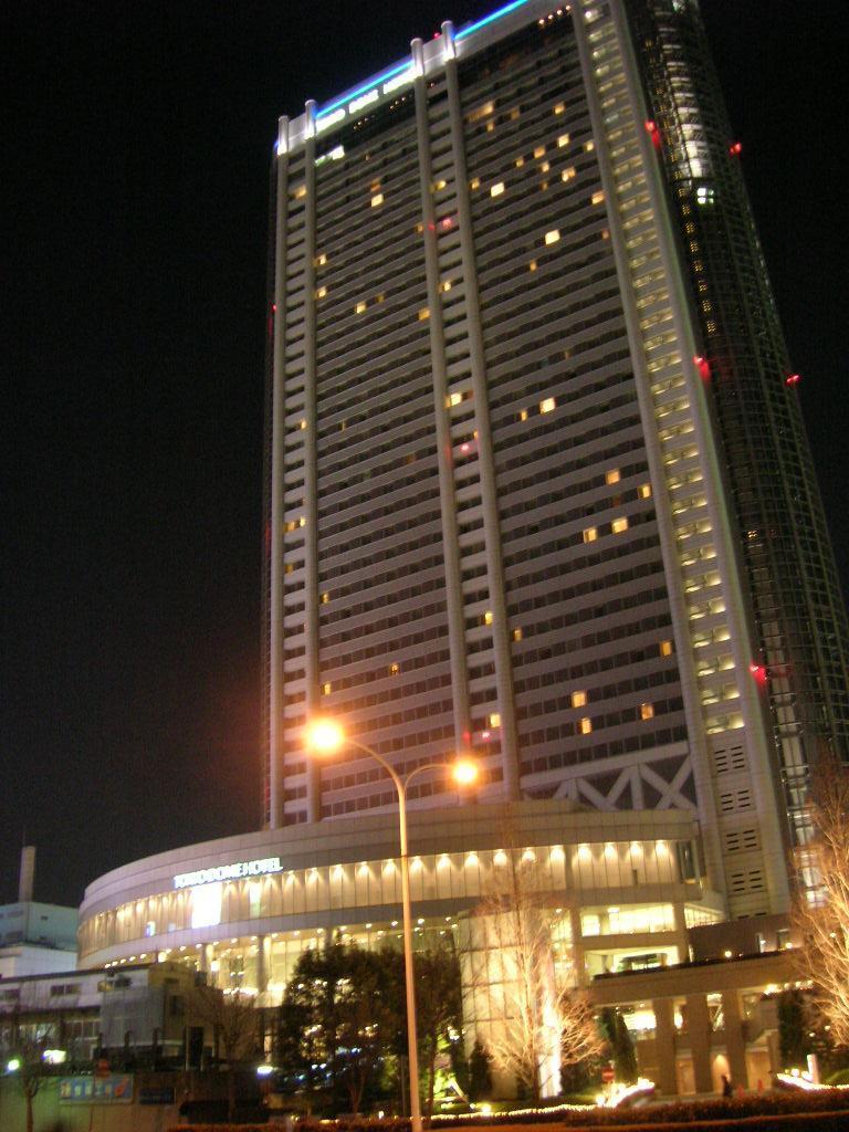 ドームホテル