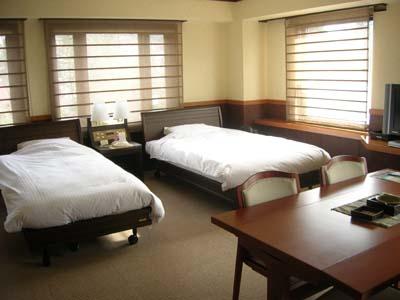 冨士レイクホテルの部屋1