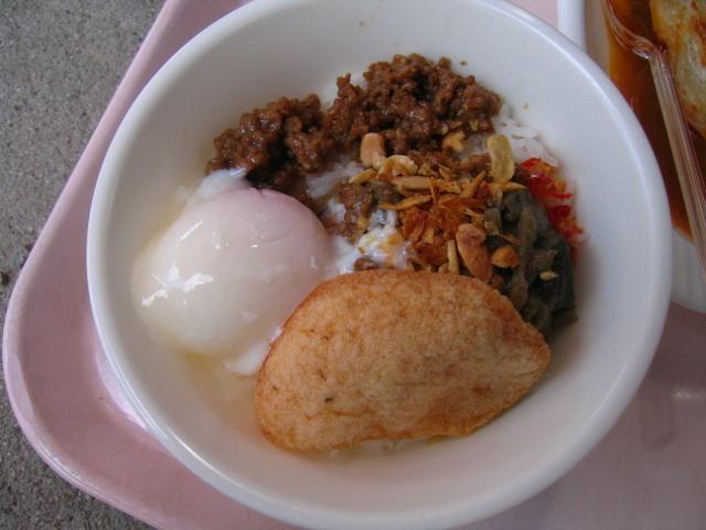 アジアそぼろご飯