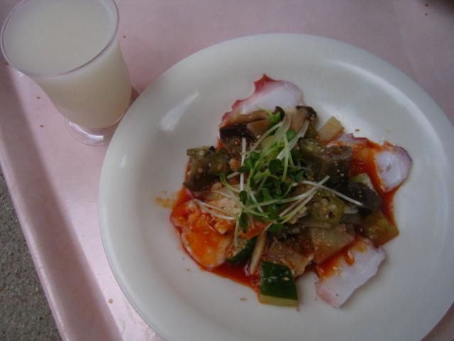 真蛸のフェと大吟醸発泡ニゴリ酒