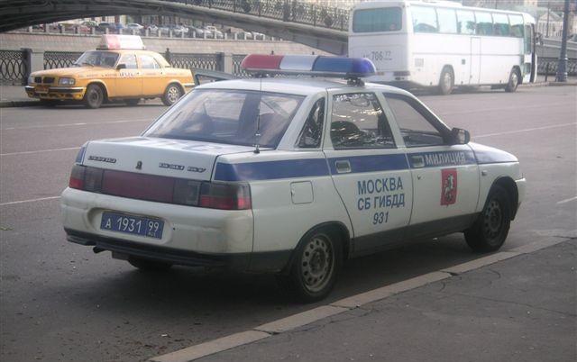 モスクワ市警