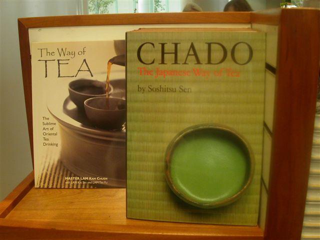 茶道 in USA