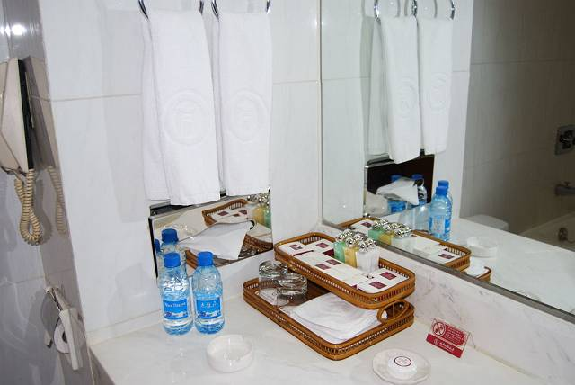 北京国際飯店 室内2