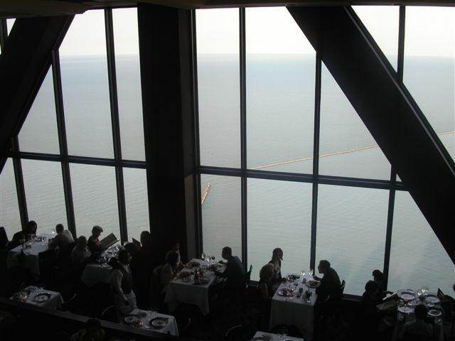シカゴとミシガン湖