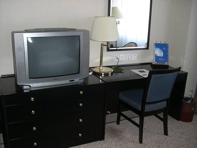ホテル長富宮室内 2