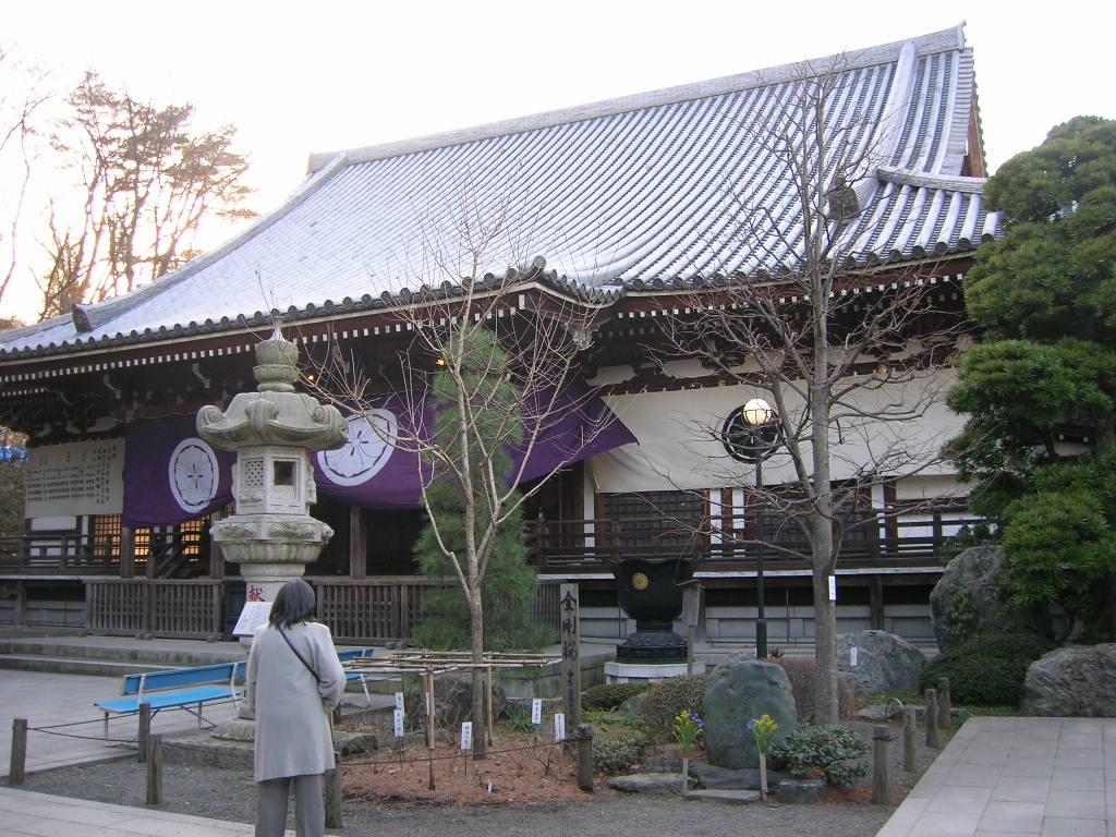 大日堂(総本堂)